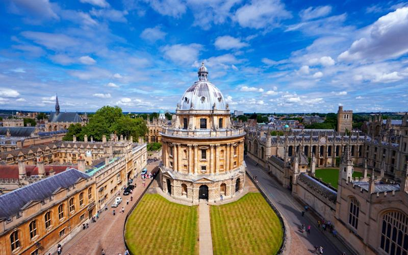 Oxford University has apologised for suggesting that students who avoid eye contact could be guilty of racism - www.Alamy.com