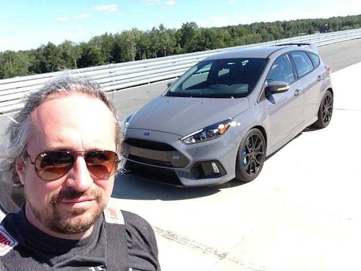 Ford Focus RS Drive