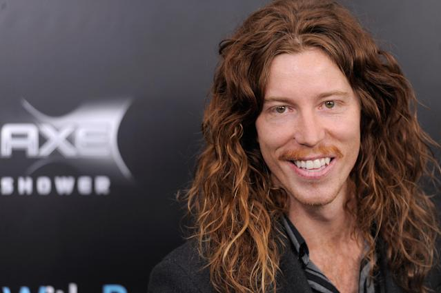 <p>Professional snowboarder and Olympic gold medalist Shawn White attends the 'Friends with Benefits' premiere at the Ziegfeld Theater on July 18, 2011 in New York City. (Photo by Jemal Countess/Getty Images) </p>