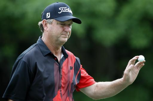 Americans among leaders at British Senior Open