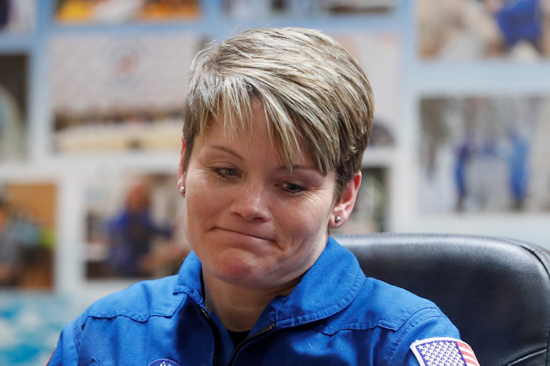 NASA Astronaut Accessed Estranged Spouse's Bank Accounts in First Criminal Allegation From Space