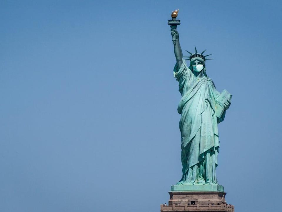 The USA has been placed on the amber list (Getty Images/iStockphoto)