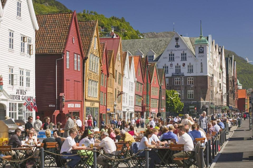 """<p><a class=""""link rapid-noclick-resp"""" href=""""https://www.countrylivingholidays.com/tours/amsterdam-norway-fjords-cruise-hairy-bikers"""" rel=""""nofollow noopener"""" target=""""_blank"""" data-ylk=""""slk:EXPERIENCE BERGEN WITH CL"""">EXPERIENCE BERGEN WITH CL </a></p>"""