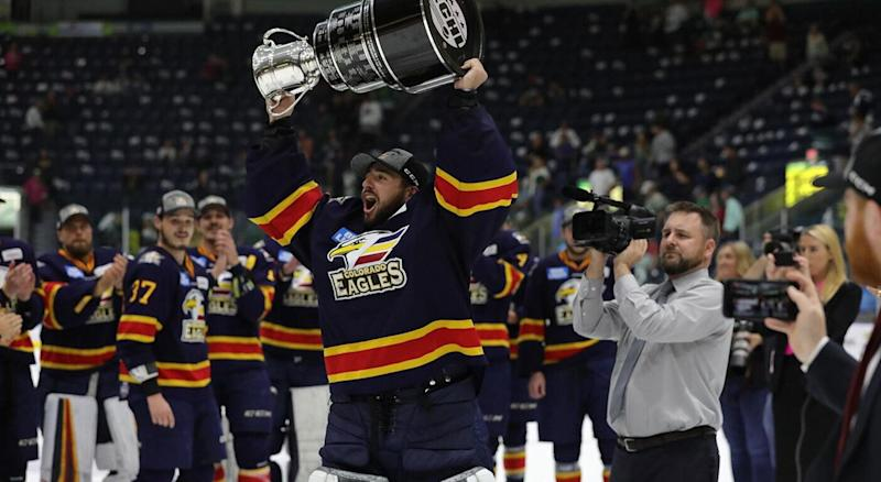 ECHL says Kelly Cup wasn't returned, made new trophy