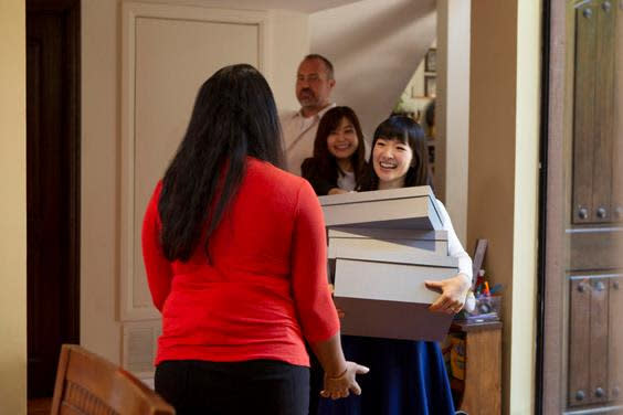 Tidying Up with Marie Kondo (Netflix)
