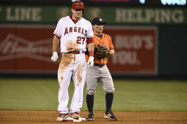 A proposed MLB rule change could have a runner starting on second base in extra innings during the All-Star game and spring training. (AP)