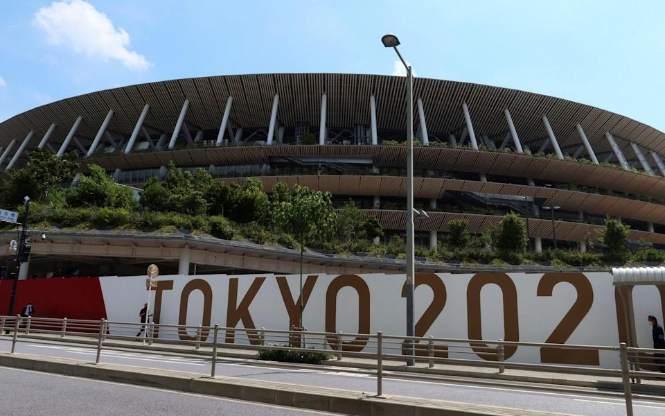 Tokyo Olympics 2020 Opening Ceremony what time start today how can I watch live in the UK latest news attendees - REUTERS