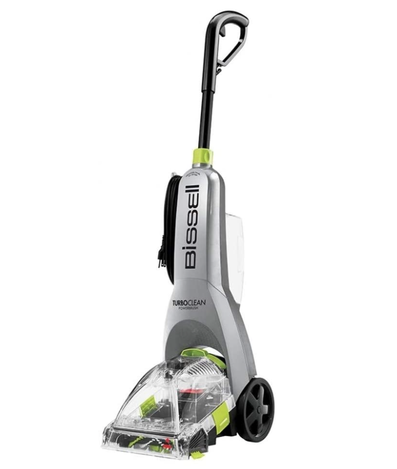 BISSELL Turbo Clean Power Brush Carpet Cleaner