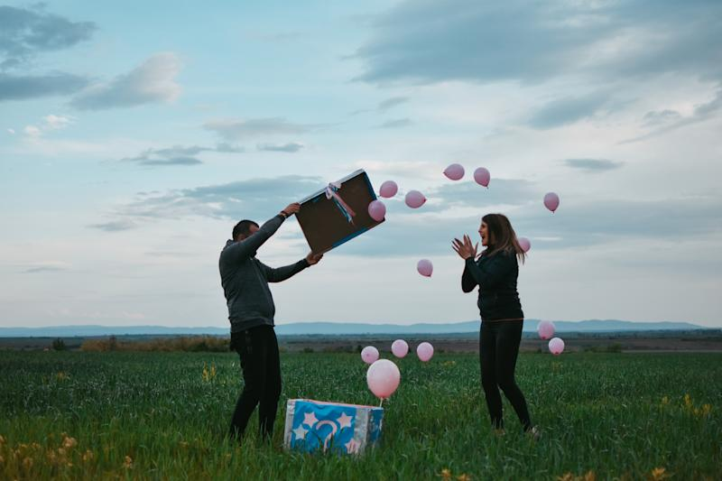 Should gender reveal parties be banned? [Photo: Getty]