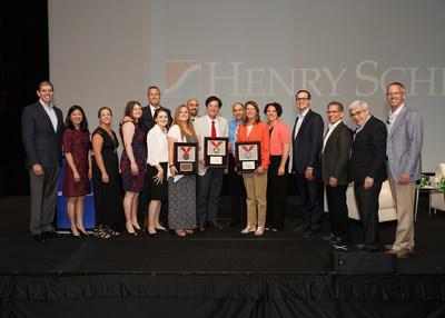 Henry Schein, Inc.'s Dental leadership team joined Chairman and CEO Stan Bergman