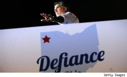 Mitt Romney lies about Jeep moving to China