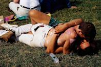 <p>There's nothing quite like spending a summer day laying on the grass with the one you love.<br></p>