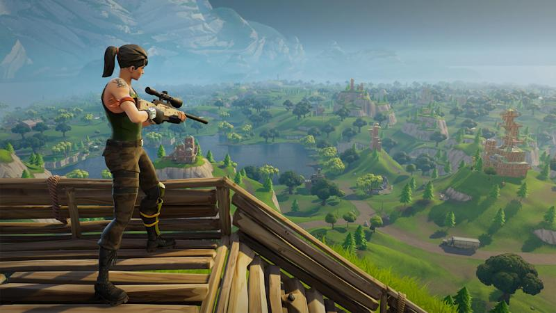 Fortnite is headed to the Nintendo Switch, according to new leaks