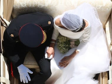 The secret sauce behind the viral Royal Wedding photograph