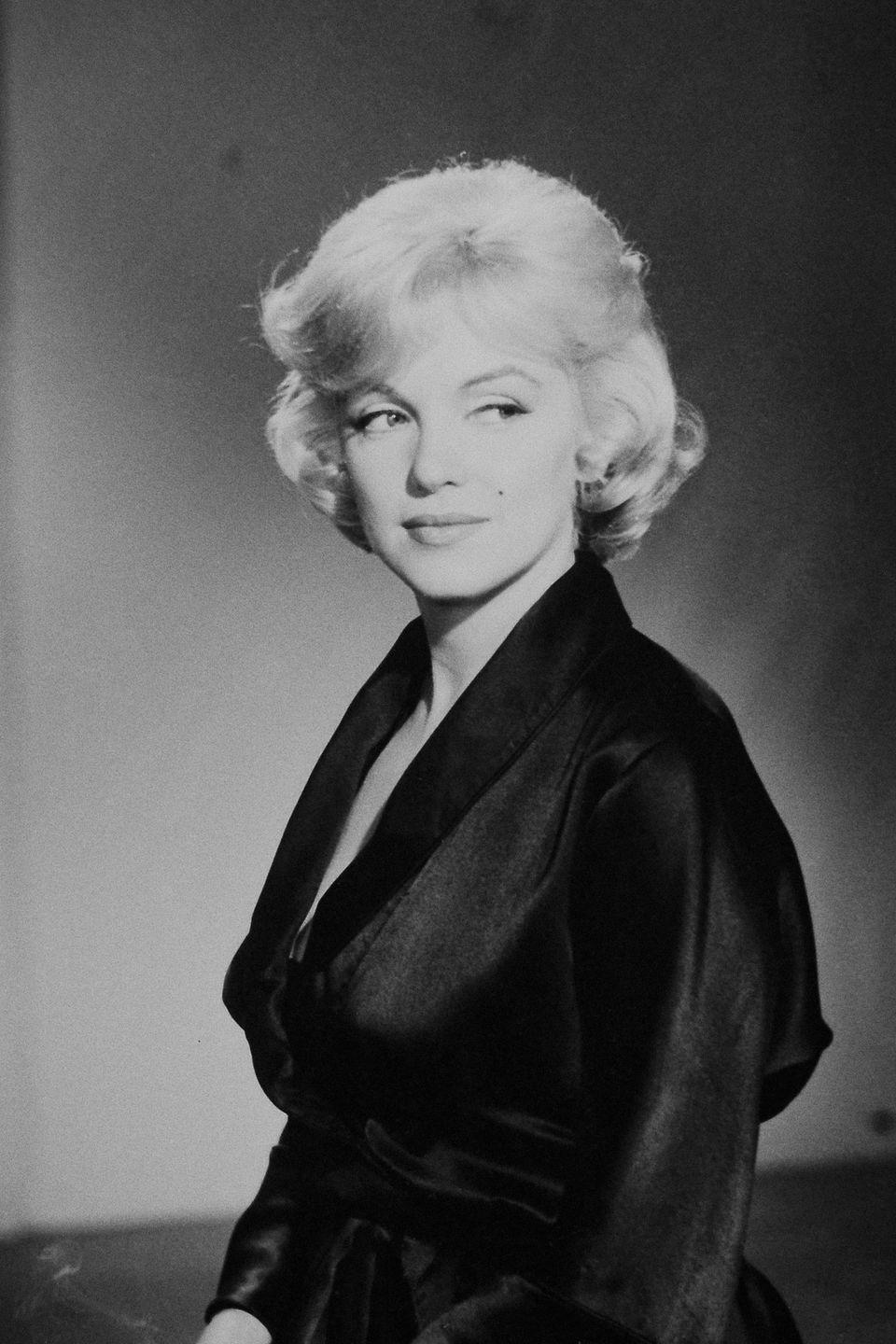 <p>At 32 years old, Monroe was at the peak of her career and was a full-fledged sex symbol. </p>