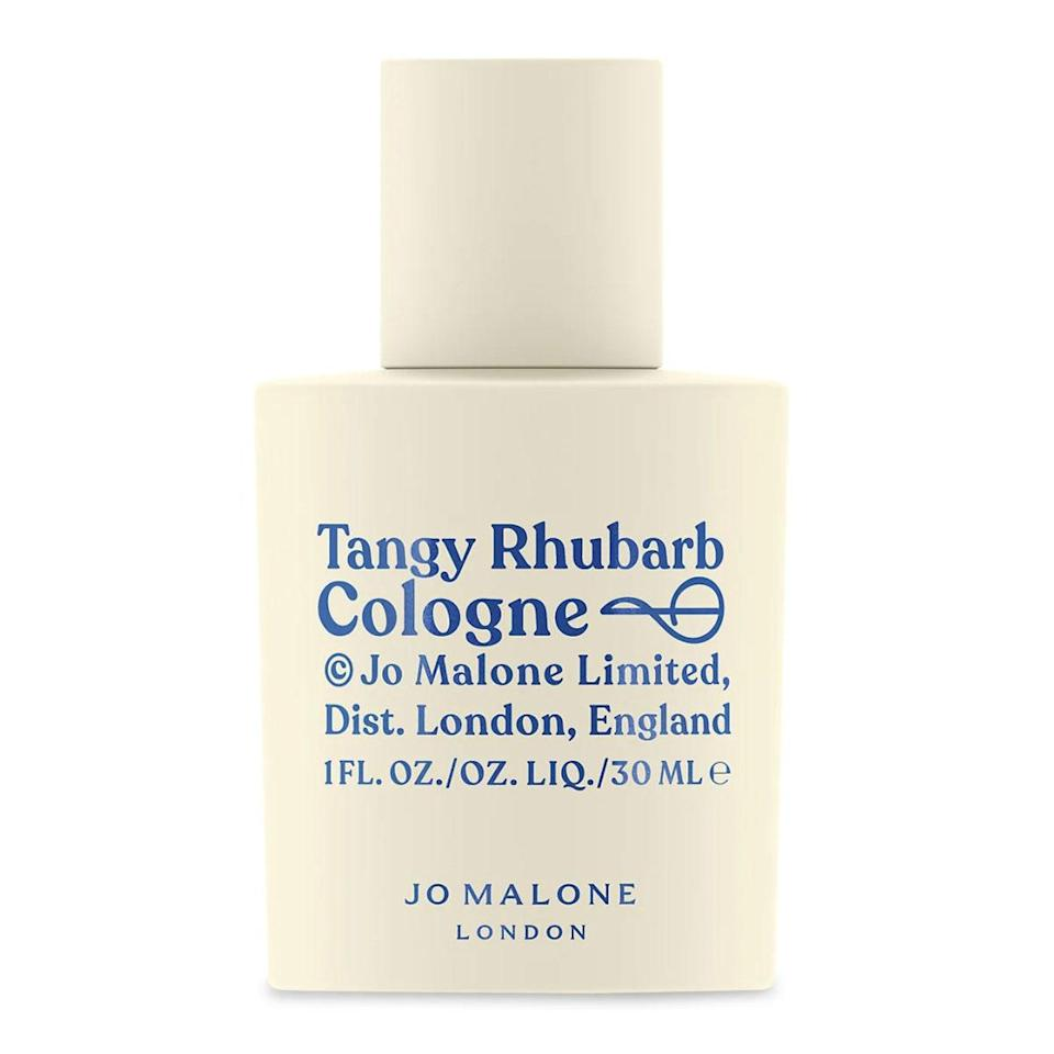 """$74, Nordstrom. <a href=""""https://www.nordstrom.com/s/jo-malone-london-tangy-rhubarb-cologne-limited-edition/5937942"""" rel=""""nofollow noopener"""" target=""""_blank"""" data-ylk=""""slk:Get it now!"""" class=""""link rapid-noclick-resp"""">Get it now!</a>"""