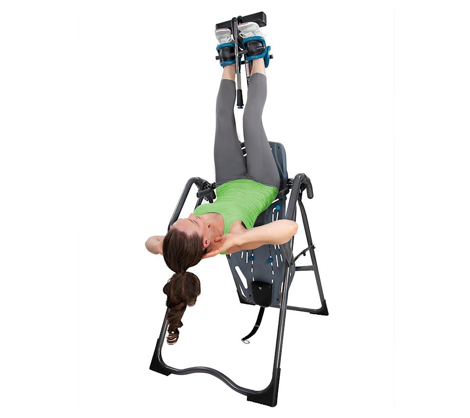 Amp up those sit ups with this smart contraption. (Photo: QVC)