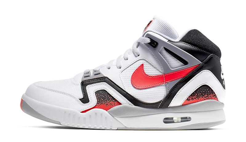 Nike Is Bringing Back Tennis Legend Andre Agassi's Classic