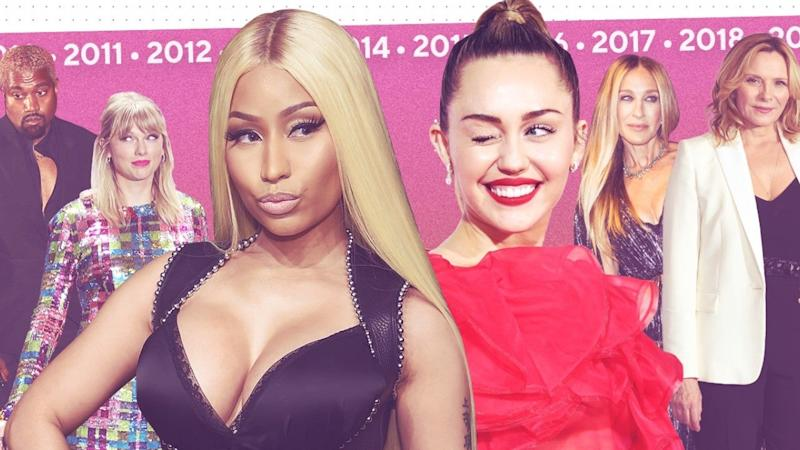The 15 Biggest Celebrity Feuds and Epic Clapbacks of the 2010s