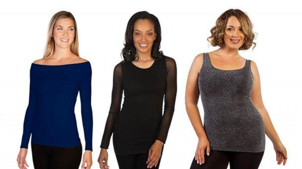 PHOTO: skinnytees products are pictured here. (skinnytees)