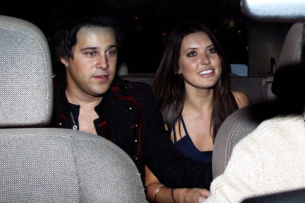 "Speidi's ""Hills"" co-star Audrina Patridge was also spotted arriving at the painfully trendy bar with her new beau, singer-songwriter Ryan Cabrera. David Tonnessen/<a href=""http://www.pacificcoastnews.com/"" target=""new"">PacificCoastNews.com</a> - February 18, 2010"
