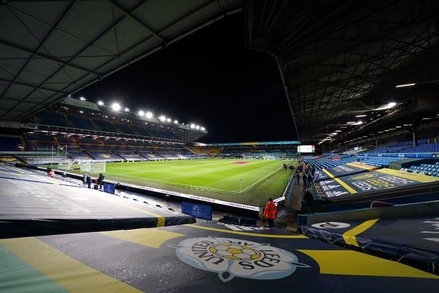Elland Road has been Leeds' home since the club was formed in 1919