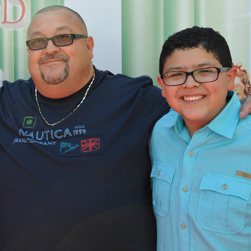 "Rico Rodriguez Opens Up About His Father's Death: ""He Was Like a Super Hero"""