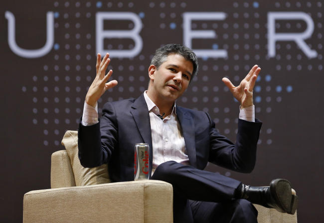 Uber board member apologies for remark about talkative women