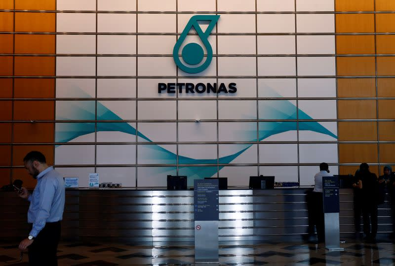 Malaysia's Petronas cautious over dividend to government as energy prices tank