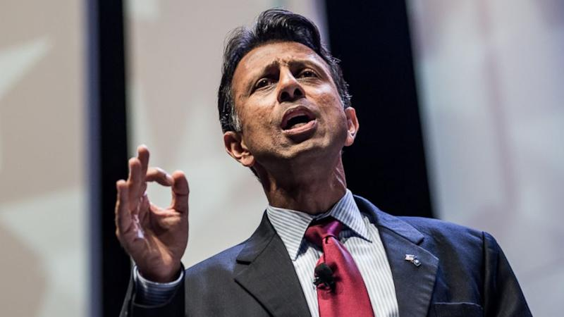 Louisiana Gov. Bobby Jindal Defends Comments Blaming Oregon School Shooter's Father for Massacre