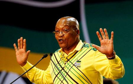 ANC to decide 'matter of serious concern' in Zuma showdown today