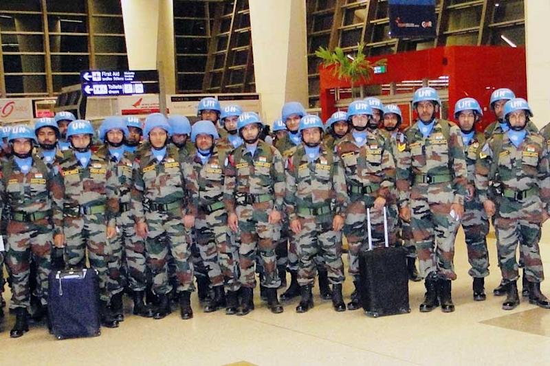Indian Army's Garhwal Rifles Sent on UN Peacekeeping Mission in War-torn South Sudan