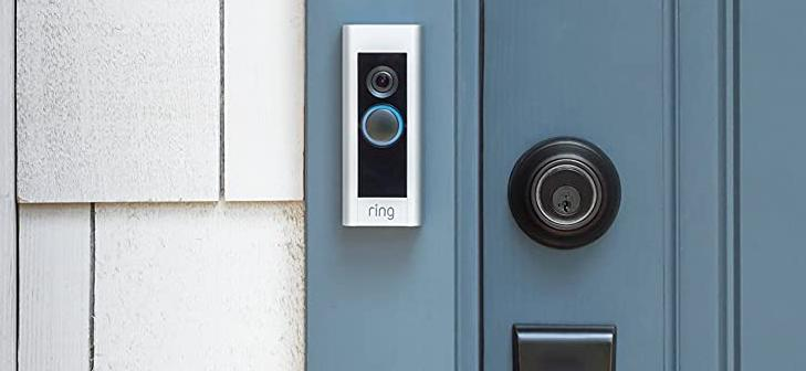 Get this Ring Video Doorbell Pro for $189. (Photo: Ring)