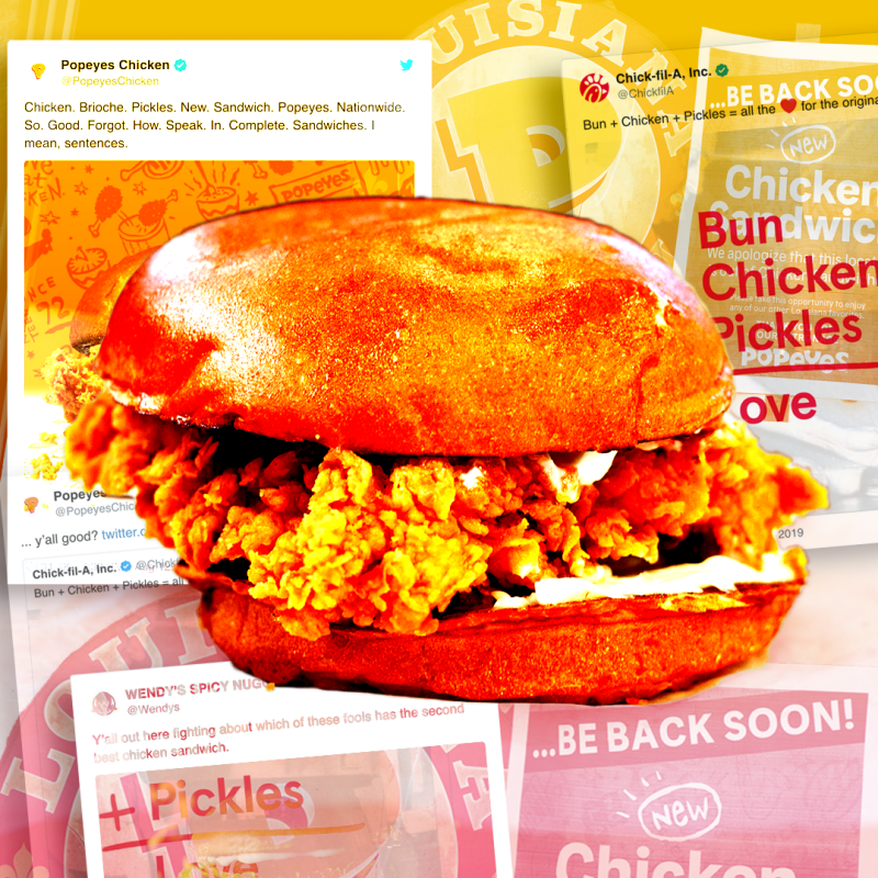 Popeyes is gearing up to launch the chicken sandwich at locations across the country in September. (Yahoo Finance/David Foster)
