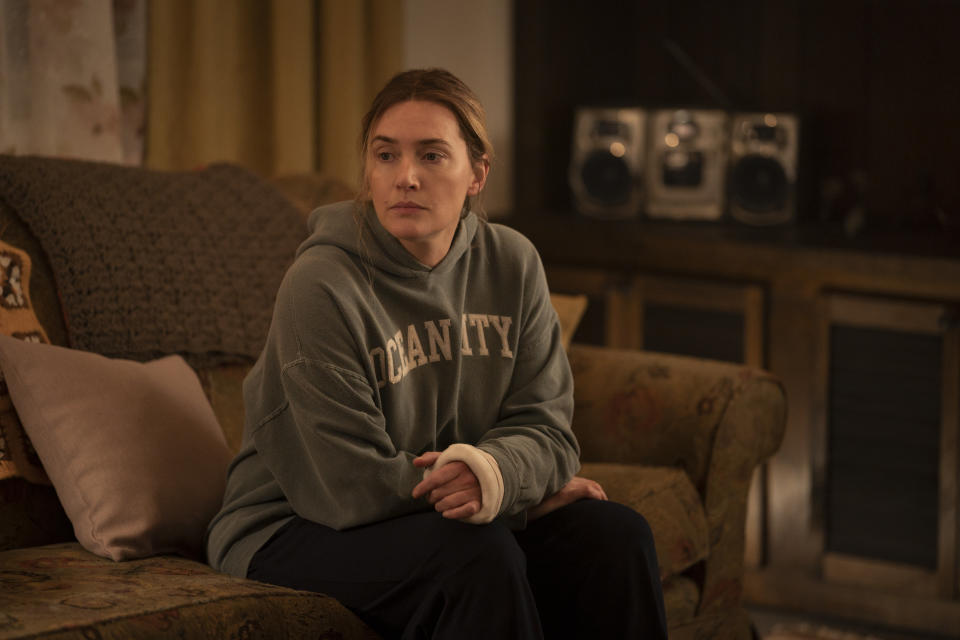 "Starring Academy Award , Emmy and Golden Globe -winner Kate Winslet (HBO's ""Mildred Pierce""), from creator and writer Brad Ingelsby (""The Way Back""), with all episodes directed by Craig Zobel (HBO's ""The Leftovers"") This limited series stars Winslet as Mare Sheehan, a small-town Pennsylvania detective who investigates a local murder as life crumbles around her. MARE OF EASTTOWN is an exploration into the dark side of a close community and an authentic examination of how family and past tragedies can define our present."