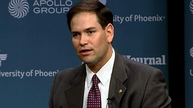 Marco Rubio Biography: Grandfather Was Ordered Deported