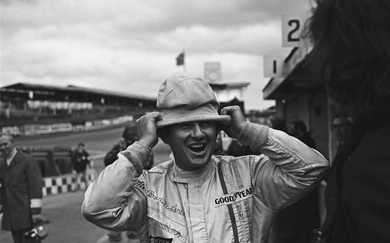 Bruce McLaren at the 1970 Race of Champions - LAT Photographic