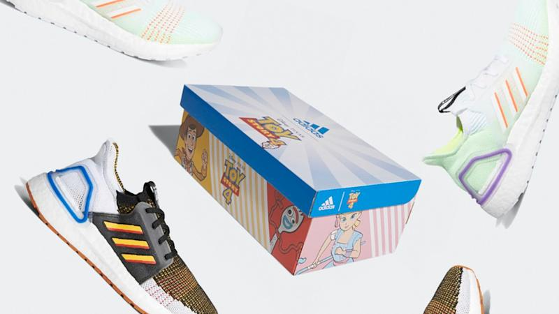 Adidas is releasing a line of 'Toy Story' sneakers