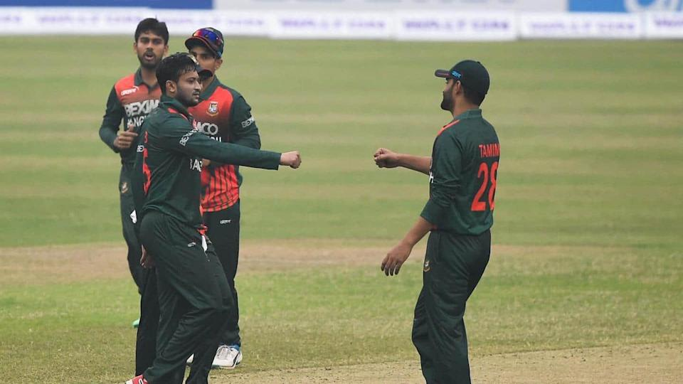 Bangladesh all-rounder Shakib in doubt for New Zealand tour