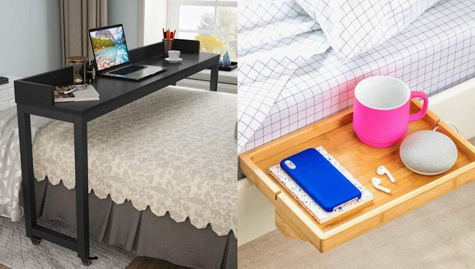 11 lap desks that make working from home easier