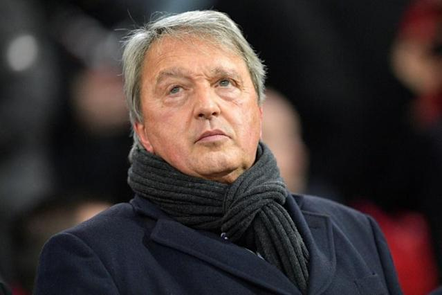 Former Anderlecht chief charged in Mitrovic transfer investigation