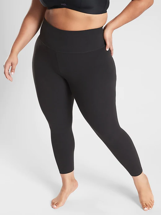 """<strong><h3>Athleta: The Elongating Legging</h3></strong><br>With a classic high waist and ever-so-slightly longer inseam, these super-compressing Athleta leggings will lengthen and strengthen just as effectively as your daily downward facing dog.<br><br><strong>The hype:</strong> 4.8 out of 5 stars and 3,680 reviews on Athleta.com<br><br><strong>What they're saying:</strong> """"Great multi purpose tights. I am 5'9"""", 145 lbs and ordered size medium, tall. The fit is excellent and I appreciate the somewhat longer length and comfortable high waist on these tights."""" - Frederica, Athleta review<br><br><strong>Athleta</strong> Elation 7/8 Tight, $, available at <a href=""""https://go.skimresources.com/?id=30283X879131&url=https%3A%2F%2Ffave.co%2F33dQ91l"""" rel=""""nofollow noopener"""" target=""""_blank"""" data-ylk=""""slk:Athleta"""" class=""""link rapid-noclick-resp"""">Athleta</a>"""