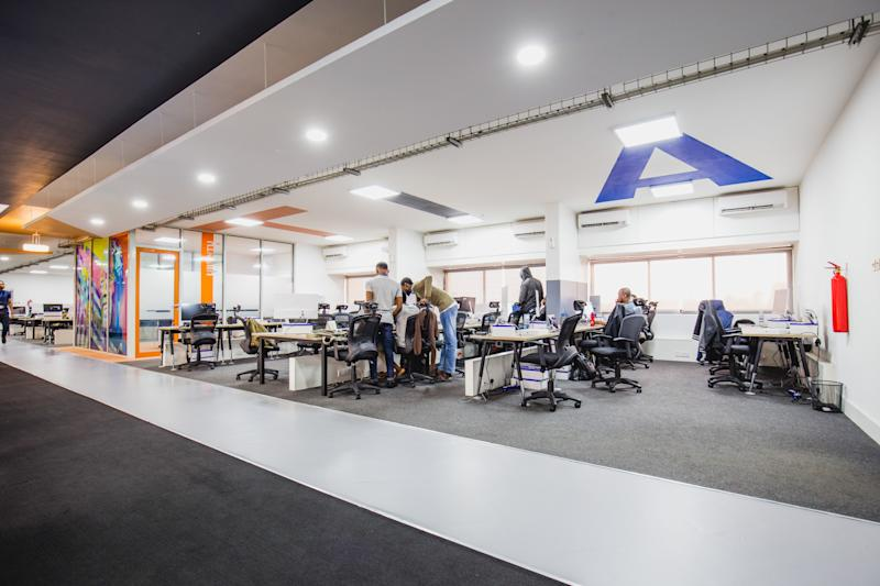 Andela Nigeria Office