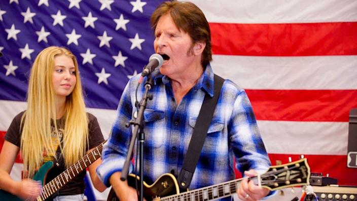 """John Fogerty performs for the 40th Anniversary of """"A Capitol Fourth"""" on PBS on July 04, 2020 in Washington, DC. <p class=""""copyright"""">Getty Images/Getty Images for Capitol Concerts</p>"""