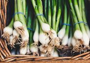 """<p>Want to grow your own spring onions? To grow them over winter, sow in September and harvest in spring.</p><p><a class=""""link rapid-noclick-resp"""" href=""""https://www.thompson-morgan.com/p/spring-onion-totem/KA9954TM"""" rel=""""nofollow noopener"""" target=""""_blank"""" data-ylk=""""slk:BUY NOW VIA THOMPSON & MORGAN"""">BUY NOW VIA THOMPSON & MORGAN</a></p>"""