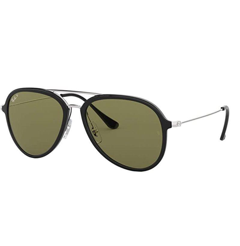"""<p><strong>Ray-Ban</strong></p><p>amazon.com</p><p><strong>$120.76</strong></p><p><a href=""""https://www.amazon.com/dp/B076VN6LKH?tag=syn-yahoo-20&ascsubtag=%5Bartid%7C10054.g.32958300%5Bsrc%7Cyahoo-us"""" rel=""""nofollow noopener"""" target=""""_blank"""" data-ylk=""""slk:Buy"""" class=""""link rapid-noclick-resp"""">Buy</a></p><p>A heftier take on yet another style a Tom Cruise-helmed movie helped make famous. </p>"""