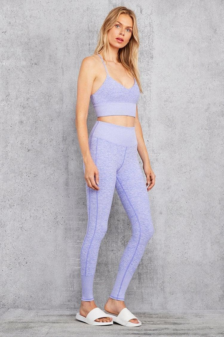 <p>These <span>Alo High-Waist Alosoft Lounge Leggings</span> ($98) are so soft and comfortable. Plus, we're obsessed with the cute color.</p>