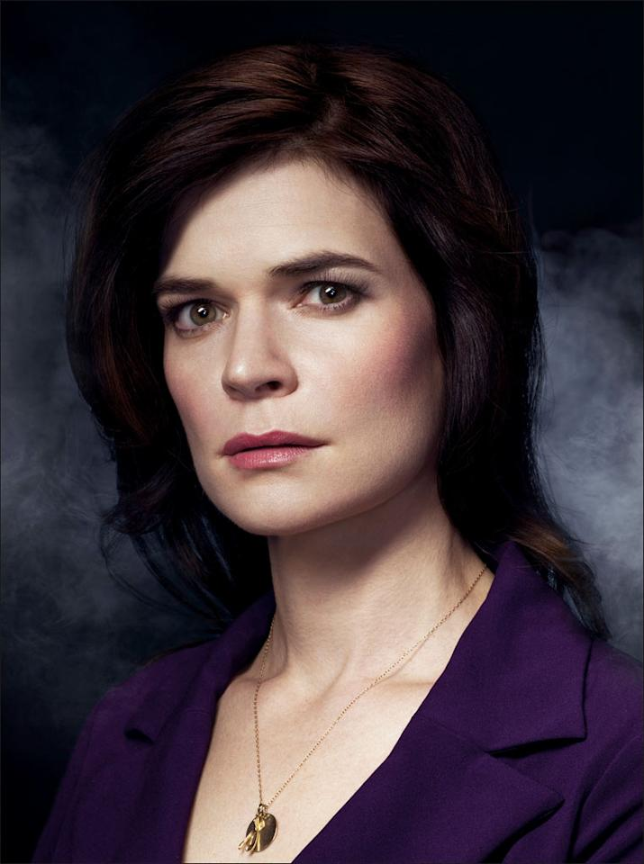 "Betsy Brandt stars as Marie Schrader in ""Breaking Bad."""