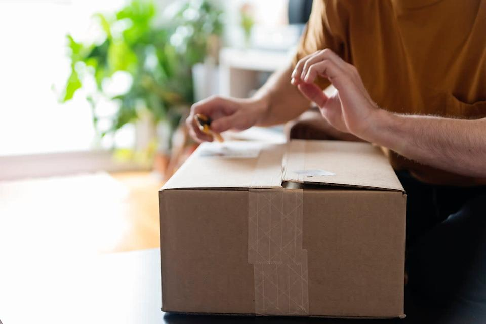 Mystery boxes are the new way to shop: Getty Images/iStockphoto