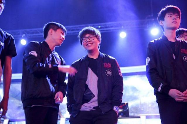 pawN returns to Korea after two years playing for EDG (lolesports)